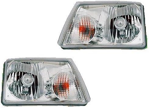 WINNEBAGO VISTA 2010 2011 2012 PAIR HEAD LAMPS HEADLIGHTS FRONT LIGHTS RV