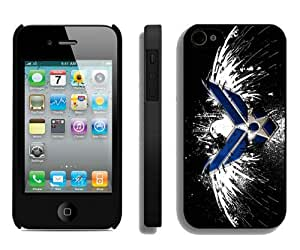 Beautiful And Unique Designed Case For iPhone 4 With US Air Force LOGO Phone Case