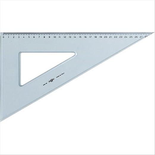 6 opinioni per ARDA Squadra 60° 35 cm Linea Uni