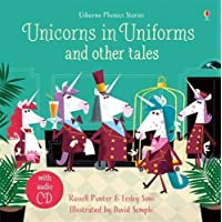 Unicorns in Uniforms and Other Tales + CD