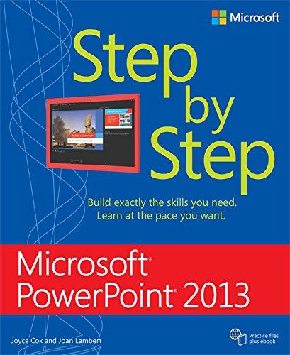 Microsoft PowerPoint 2013 Step by Step Pdf