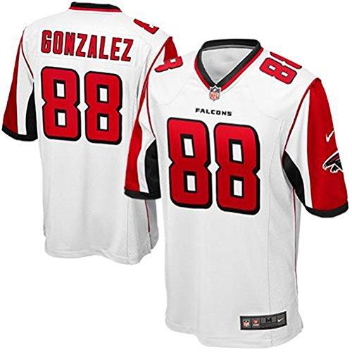 separation shoes 22360 42550 Nike NFL Youth Atlanta Falcons TONY GONZALEZ # 88 Game ...