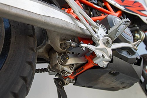 (Ro-Moto Master cylinder guard compatible for KTM 690 Enduro 2008 2009 2010 2011 2012 2013, Enduro R 2014 2015 2016 2017 2018 2019)