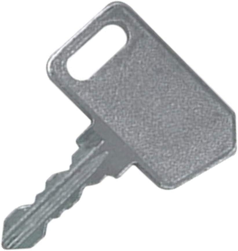 Disen parts 14644 Ignition Starter Keys 15271326 2PCS Fits For Terex Generation 7 Dump Truck ADT