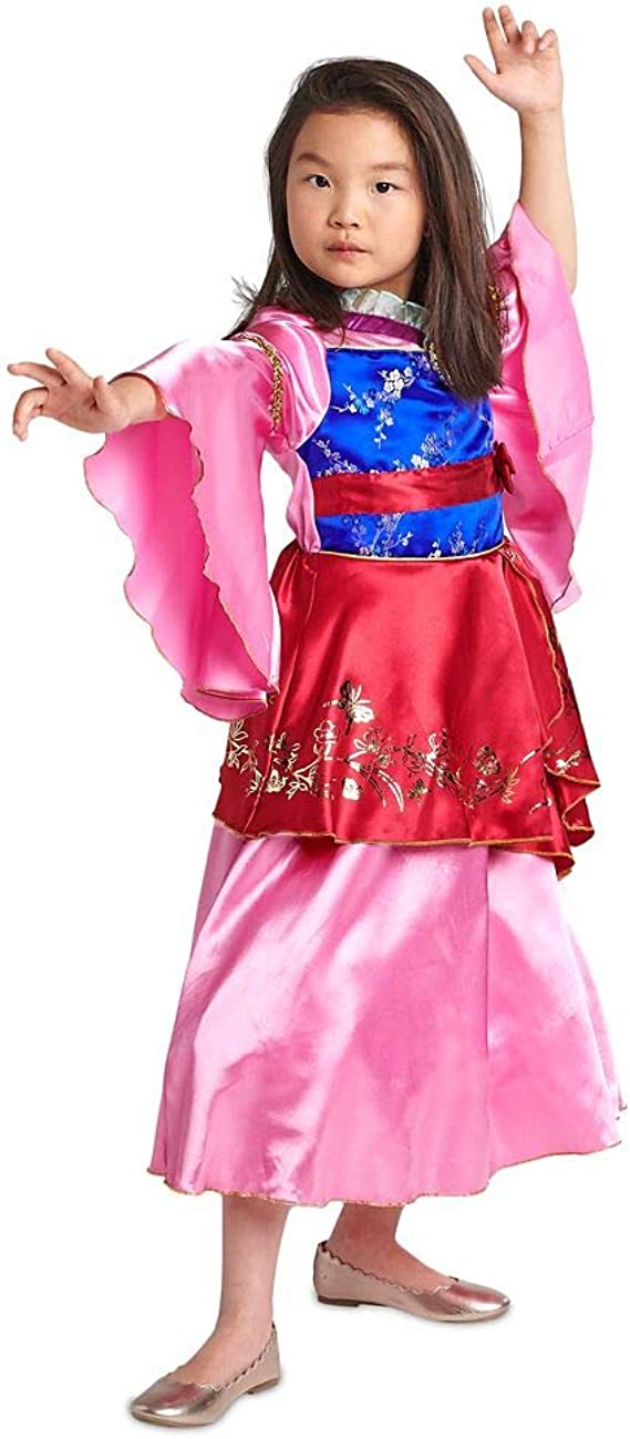 Disney Disfraz de Mulan niños, Multicolor, XL: Amazon.es: Ropa y ...