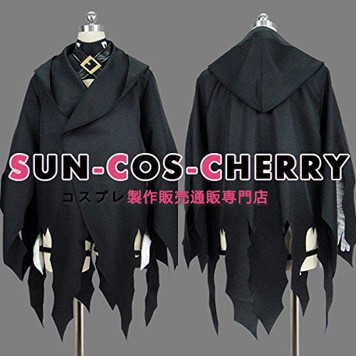 【サイズ選択可】コスプレ衣装 V-1622 Fate/Apocrypha 黒のアサシン ジャック・ザ・リッパー 男性Sサイズ