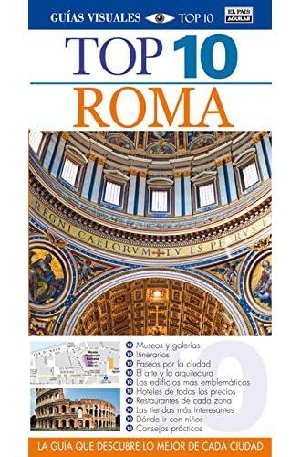 Top 10 Guías Visuales. Roma. 2014