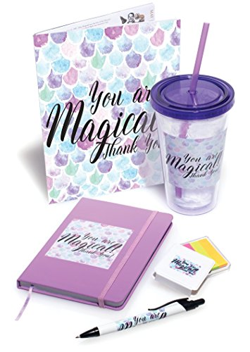 Employee Appreciation You Are Magical! Thank You! 5 Piece Gift Set -