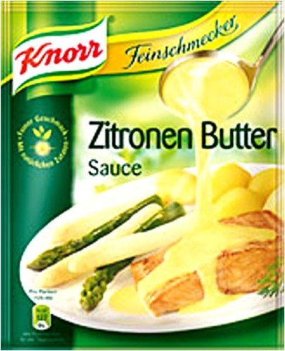 Knorr Feinschmecker Zitronen Butter ( Lemon - Butter ) Sauce Mix ( 1 pc )