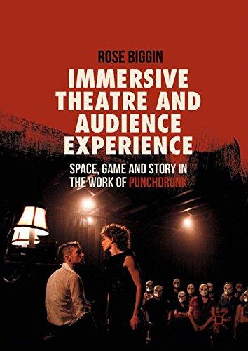 Unconventional theatre experiences