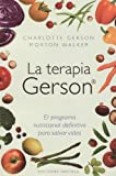Book Cover for La terapia Gerson (Coleccion Salud y Vida Natural) (Spanish Edition)
