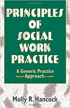 Book Principles of Social Work Practice: A Generic Practice Approach (Haworth Social Work Practice)