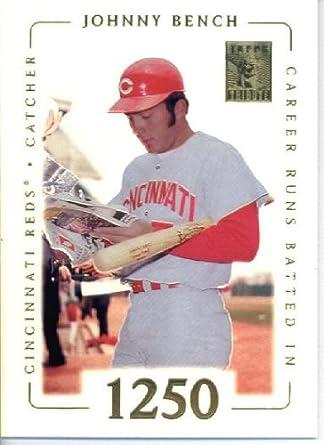2002 Topps Tribute Baseball Card In Screwdown
