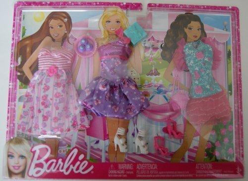 Great Fashionistas Barbie Dress Kit Version (Mattel Barbie Clothes)
