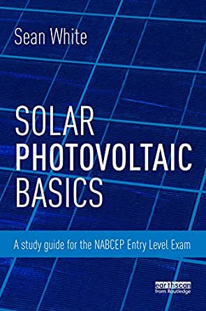 STUDY GUIDE FOR PHOTOVOLTAIC SYSTEM INSTALLERS
