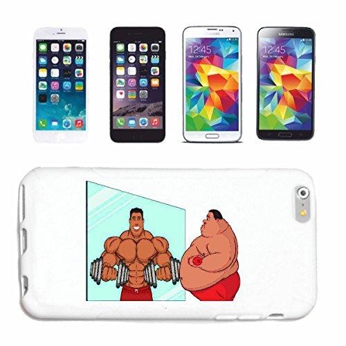 """cas de téléphone iPhone 6+ Plus """"CALORIES PERTE DE POIDS DIET bodybuilding FORMATION GYM GYM muskelaufbau SUPPLEMENTS WEIGHTLIFTING BODYBUILDER"""" Hard Case Cover Téléphone Covers Smart Cover pour Apple"""