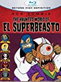 The Haunted World of El Superbeasto [Blu-ray]