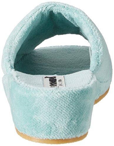 Romika Paris - Zapatillas de casa Mujer Verde (Mint)