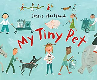 Book Cover: My Tiny Pet