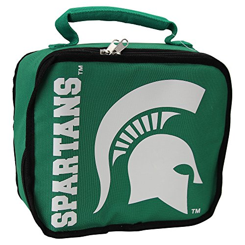 The Northwest Company NCAA Team Logo Sacked Lunch Box (Michigan State Spartans)