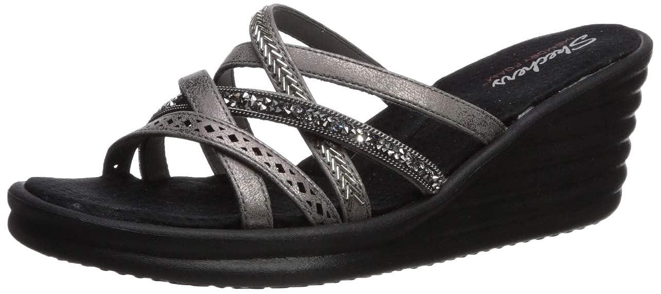 fbbeb70a Skechers Womens Rumbler Wave - New Lassie Wedges: Amazon.ca: Shoes &  Handbags