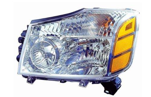 Nissan Armada/Titan Replacement Headlight Assembly - 1-Pair