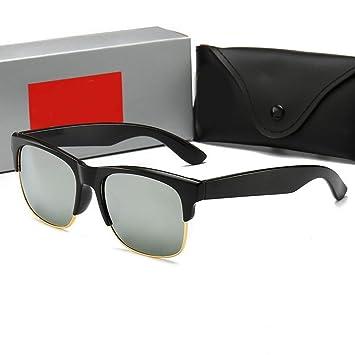 Gafas de Sol Retro for Hombres Gafas de Sol de Cristal con ...