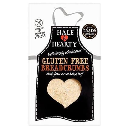 Hale y Hearty – sin gluten Pan Rallado – 250 g: Amazon.com ...