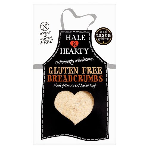 Hale and Hearty - Gluten Free Breadcrumbs - 250g ()