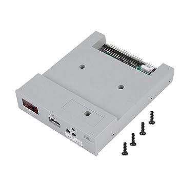 ASHATA Emulador de Disquetera, Emulador USB Floppy(Capacidad de Disco de 1.44M,34 Clavijas,99 Carpetas,FAT32 Compatible con FAT16 y FAT12): Amazon.es: ...
