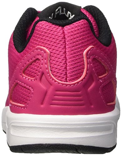 adidas Zx Flux El I, Zapatillas Unisex Bebé Eqtpin/Ftwwht/Cblack