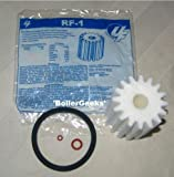 superbobi RF-1 MICRON rated FUEL OIL FILTER for 1A, General 77, & 1A25A filter canisters