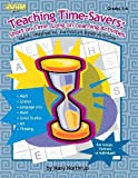 img - for Teaching Time-Savers: Short on Time, Long on Learning Activities (Linworth Learning) by Mary Northrup (2002-01-01) book / textbook / text book