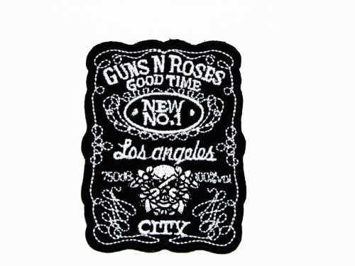 gunn-rose-rock-music-band-iron-on-patch