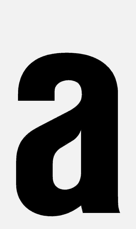 seewasserfest in schwarz selbstklebend aus HartPlastic,15mm bis 200mm f/ür innen und au/ßen 160mm, schwarz Ziffer 4 wei/ß oder rot