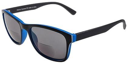 Atlantic Eyewear AE0021 BIFOCAL Lunettes de Lecture Soleil - Etui souple  inclus +1.00 7f42e66ba3bd