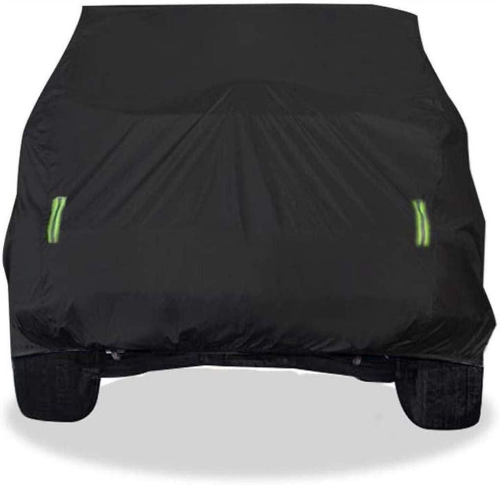 Housse de protection Range Rover Sport Car Cover SUV /épais Tissu Oxford Protection contre le soleil chaud antipluie Car Cover Couverture Color : Oxford cloth - built-in lint