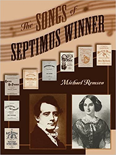 Book The Songs of Septimus Winner by Michael K. Remson (2003-06-28)