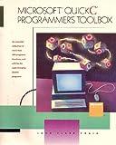 Microsoft QuickC Programmer's Toolbox, John C. Craig, 1556152078