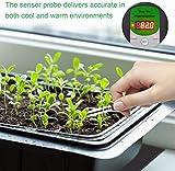 HYDGOOHO 9.2x20.2inch Waterproof Seedling Heat