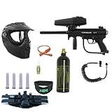 TIPPMANN A5 Gun 4+1 Xray MEGA Set + Remote + Neck Guard