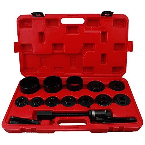 Neuf Roulement de Roue Extracteur Kit d'outils de roulement de roues Outil extracteur Montage 30 piè ces Wise