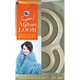 Authentic Knitting Board Afghan Loom by Authentic Knitting Board
