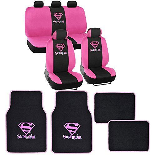 cute car seat covers floor mats - 6