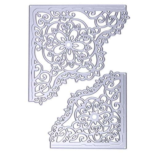 (Metal Cutting Dies Stencils DIY Scrapbooking Embossing Album Paper Card Craft Decor (set1827))
