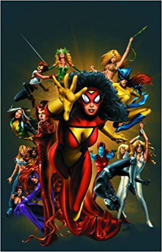 Amazon com: Women of Marvel, Vol  1 (9780785122197): Stan Lee, Gerry