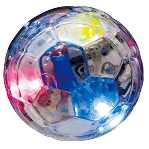 Ethical Spot LED Motion Activated Cat Ball Flash Light Toy Fun Form Exercise