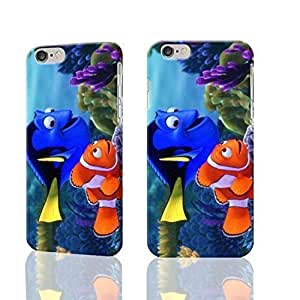 "Finding Nemo 3D Rough iphone Plus 6 -5.5 inches Case Skin, fashion design image custom iPhone 6 Plus - 5.5 inches , durable iphone 6 hard 3D case cover for iphone 6 (5.5""), Case New Design By Codystore by heywan"