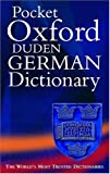 img - for The Oxford-Duden Pocket German Dictionary by Thyen Olaf Clark Michael (2000-01-15) Paperback book / textbook / text book