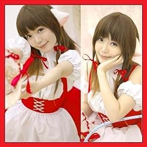 Chobits Chii Lolita Maid Cosplay Costume Make to Order